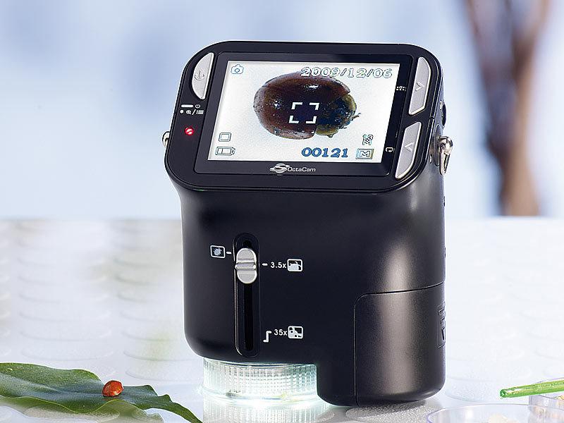 Somikon usb digital mikroskop kamera mit video aufzeichnung